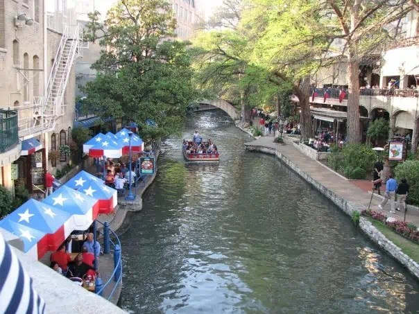 Places I Have Traveled Riverwalk in 2009