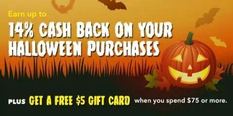 Use Swagbucks to Buy Your Halloween Goodies