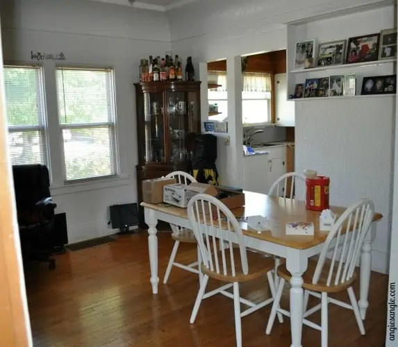 Tour of the House - View 3 - The Dining Room
