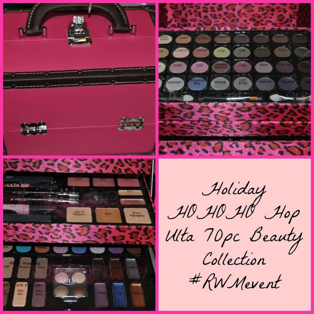Holiday HoHoHo Hop - Ulta 70pc Beauty Collection