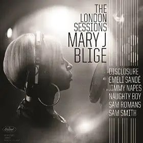 I could go Therapy, two times a day…Mary J. Blige: London Session Review #TheLondonSessions #O2O