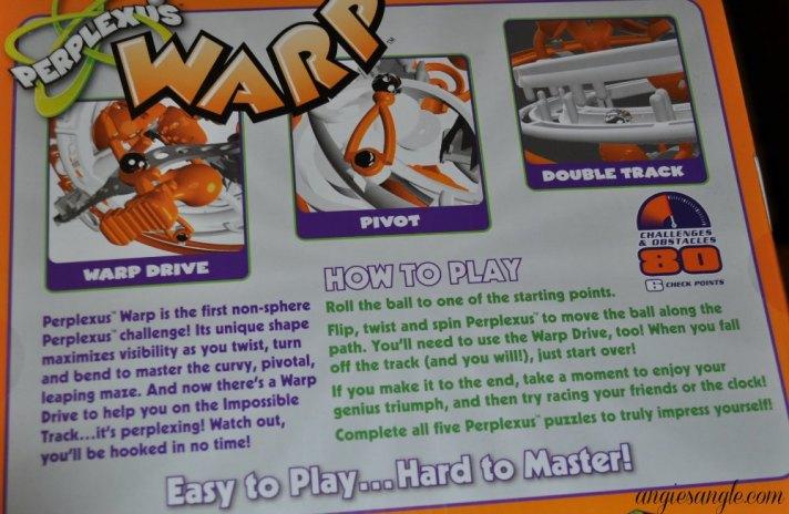 Perplexus Warp - How to Play