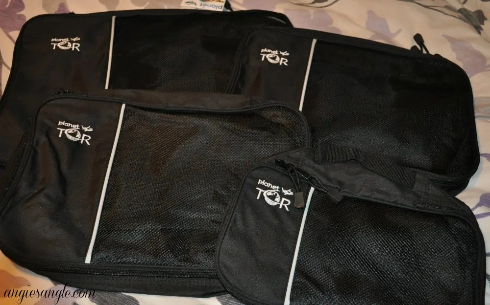 Planet Tor - 4 piece packing cubes