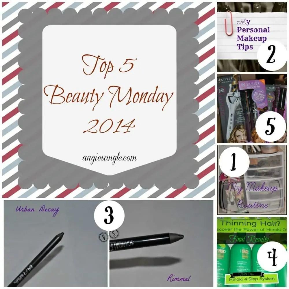 Top 5 Beauty Monday Posts