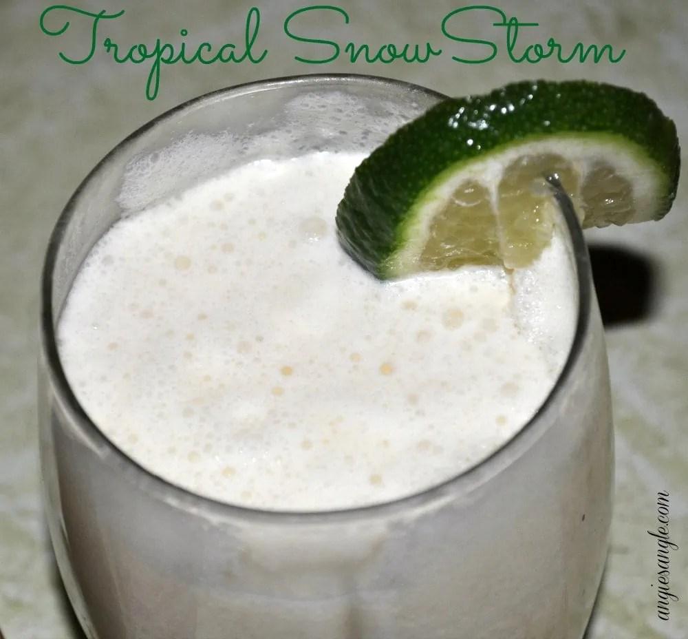 Tropical SnowStorm