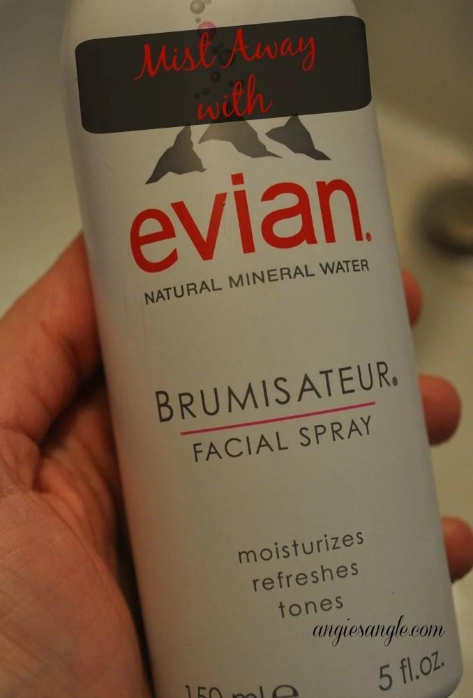 Evian Facial Spray - Header
