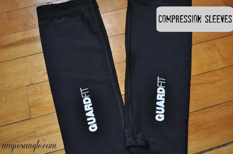 GuardFit Calf Compression Sleeves #guardfit