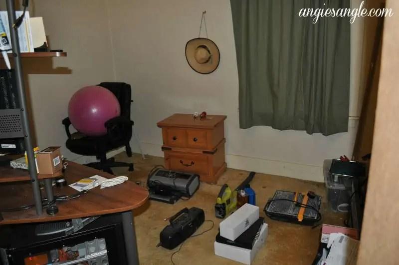 Catch the Moment 365 - Day 247 - Progress on Main Floor Bedroom