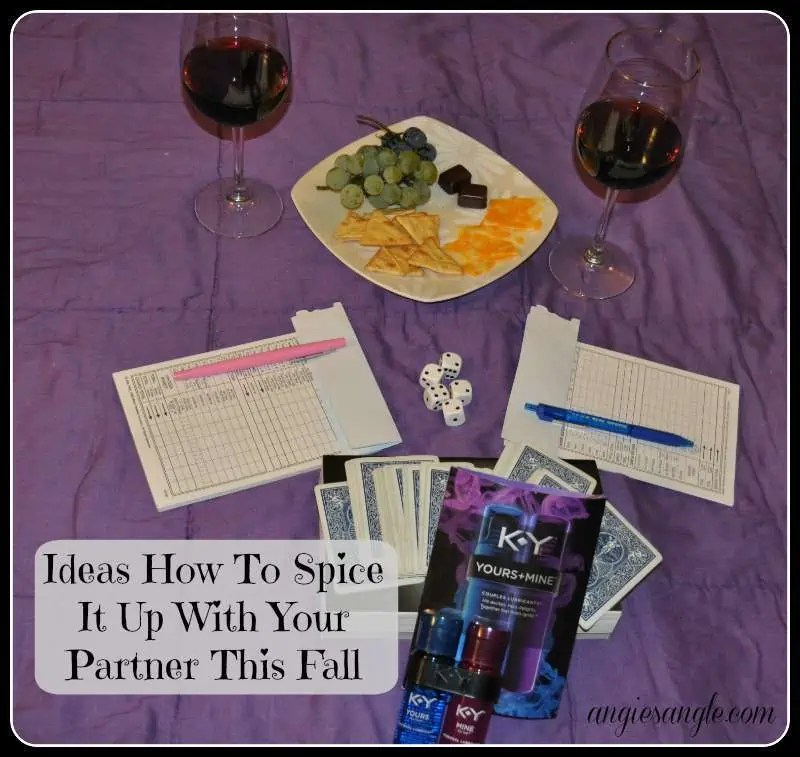 Ideas How To Spice It Up With Your Partner This Fall