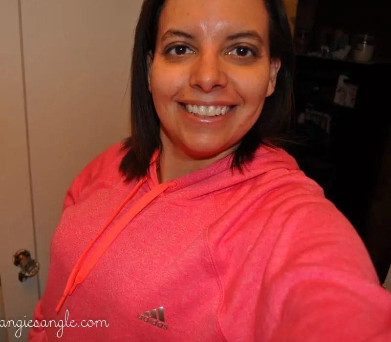 Catch the Moment 365 - Day 281 - Adidas Sweatshirt