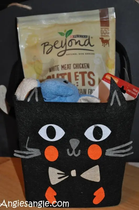 How to Fill a Halloween Bag For Your Dog - Halloween Bag