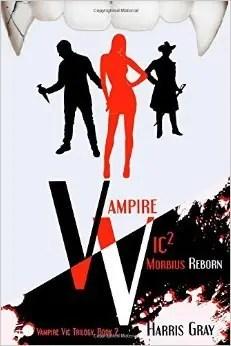 Vampire Vic 2: Morbius Reborn Book Review