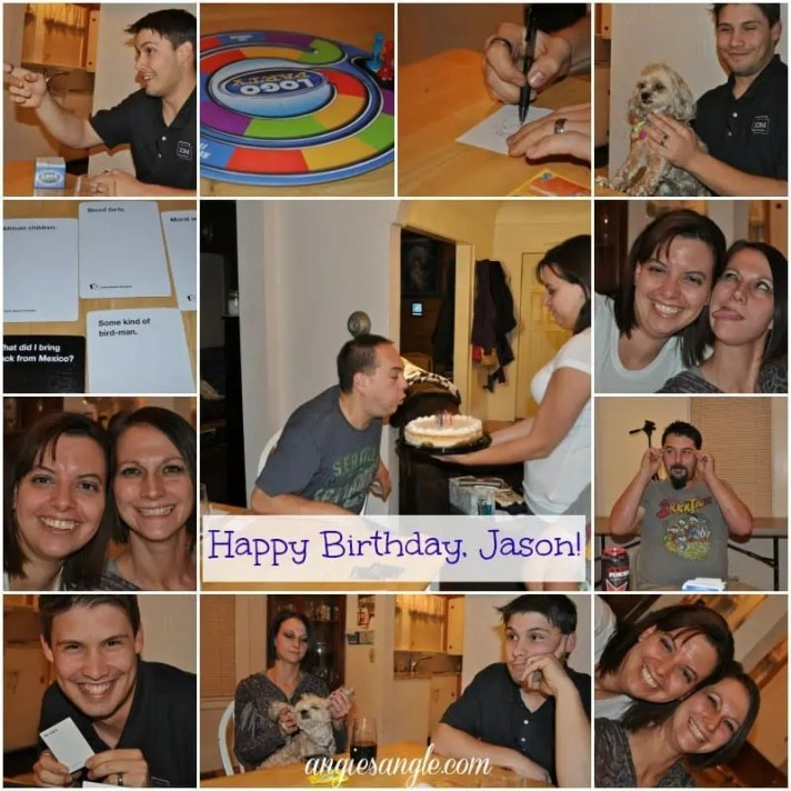 Have You Heard Of The Game Spontuneous - Happy Birthday Jason