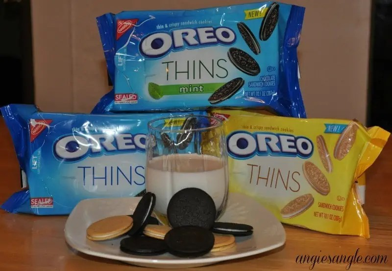 Little Ways to Indulge As An Adult - Set Up OREO