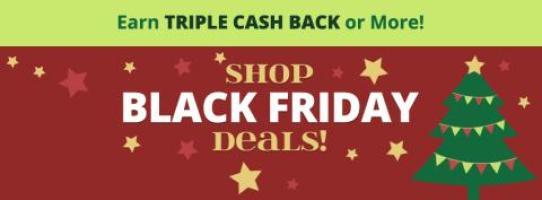 Triple Your Cash Back this Holiday Season