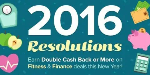 Fulfill your New Years Eave Resolution with Swagbucks