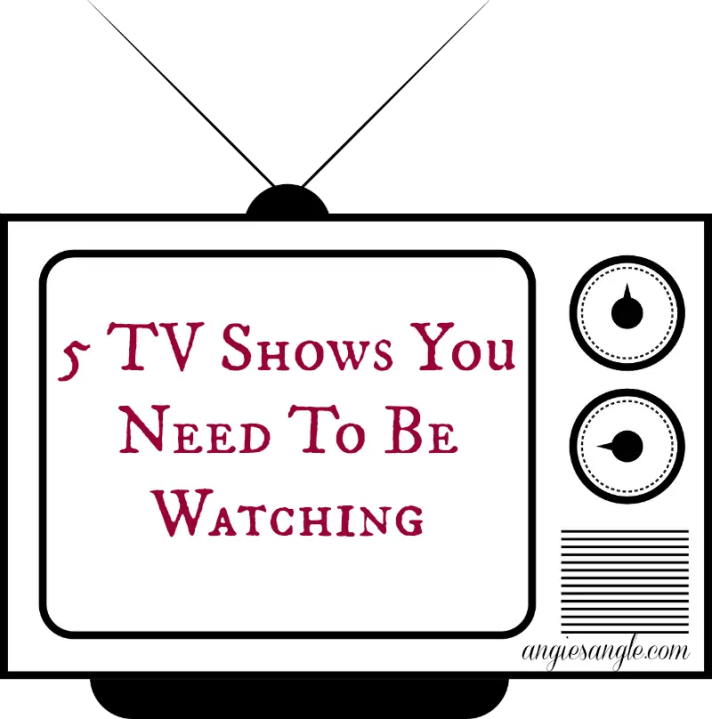 5 TV Shows You Need To Be Watching