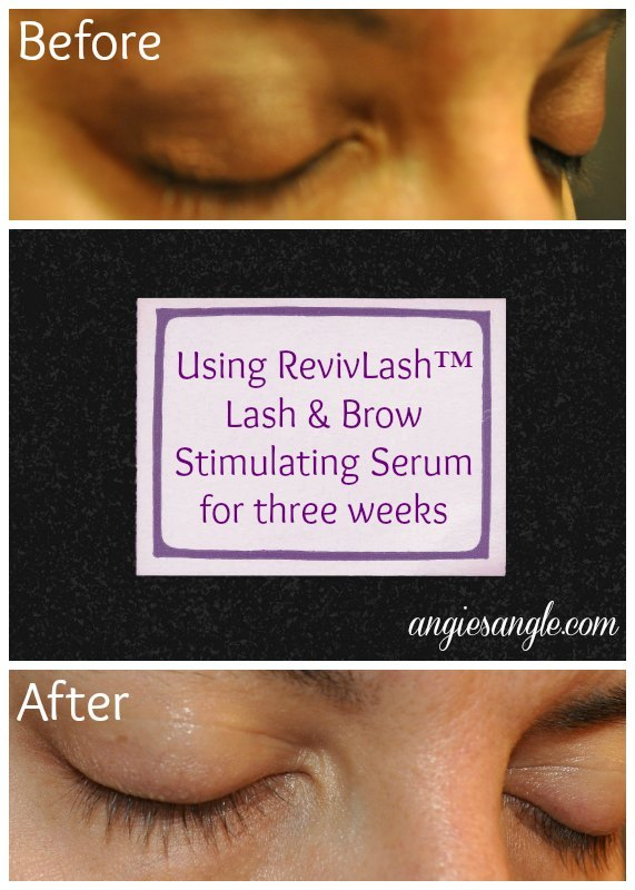 RevivLash - Before and After