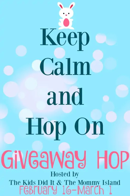 Keep Calm and Hop On Giveaway Hop