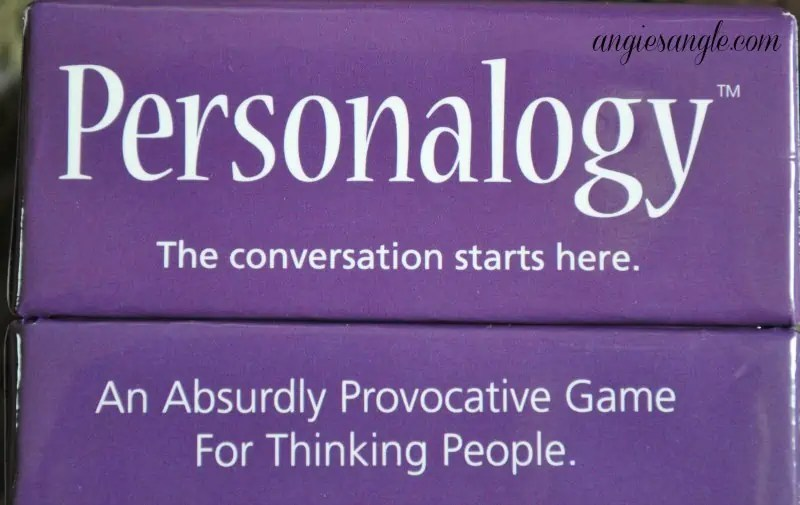 Conversation Starters - Personalogy Party Edition