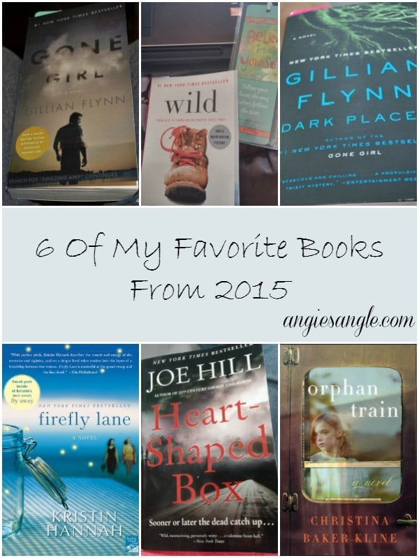 Favorite Books From 2015