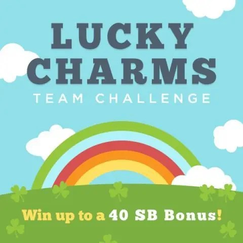 Lucky Charms Team Challenge