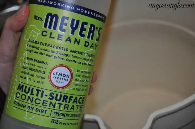 Take The Chore Out Of Cleaning - Mrs Meyers Clean Day Multi-Surface Concentrate