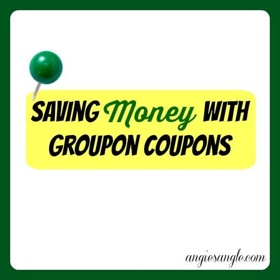 Saving Money With Groupon Coupons #GrouponCoupons #spon