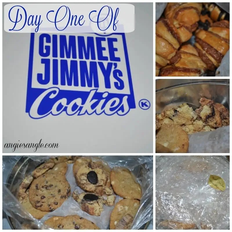 Freshness Of Gimmee Jimmy's Cookies