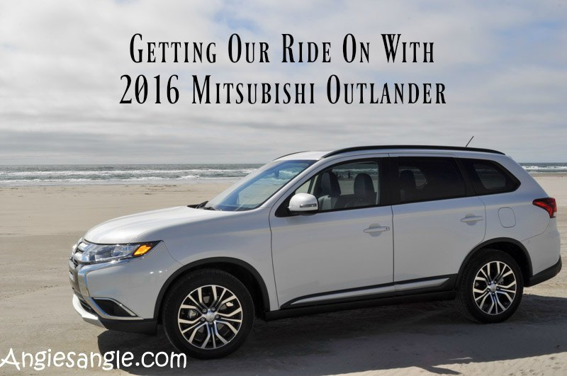 Getting Our Ride On With 2016 Mitsubishi Outlander