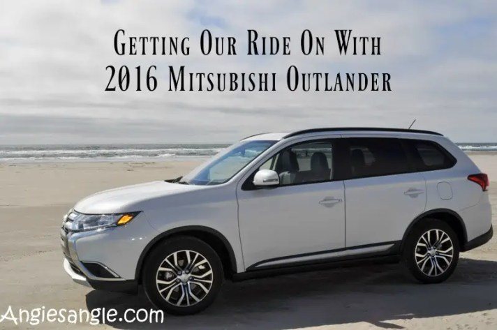 Getting Our Ride On With 2016 Mitsubishi Outlander - Header