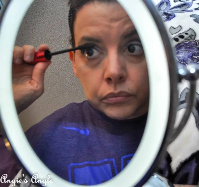 2017 Catch the Moment 365 Week 4 - Day 27 - Dogwood Challenge Mirror