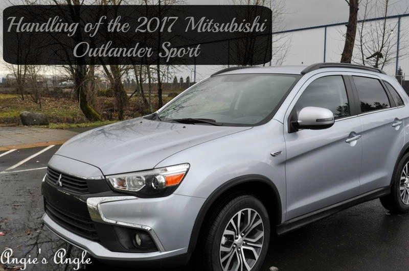 Handling of the 2017 Mitsubishi Outlander Sport #DriveShopUSA #ad