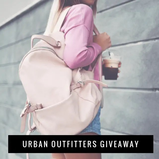 February Urban Outfitters Giveaway ends 3/9/17