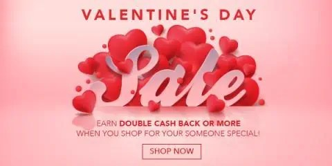Valentines Day Sale with Swagbucks