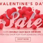 Valentines Day Sales with Swagbucks