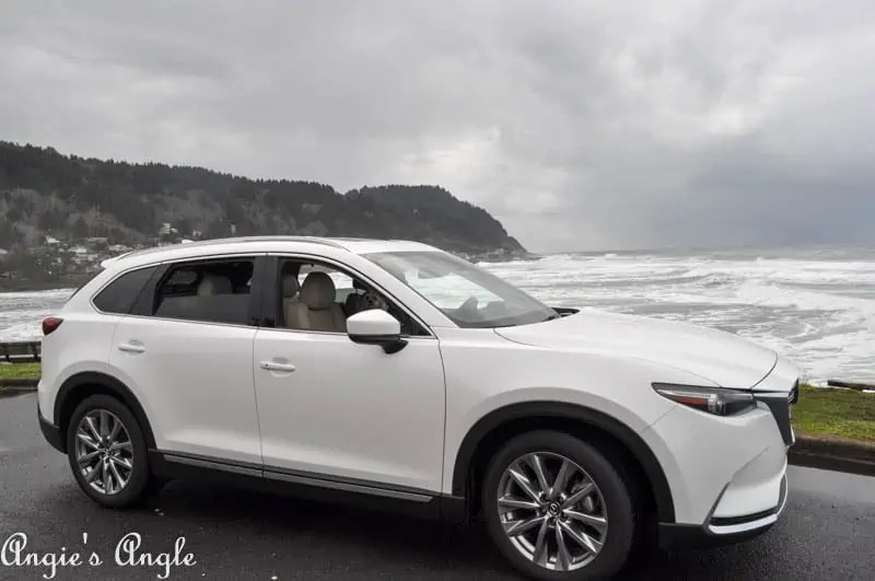 Capabilities in the Mazda CX9 (14)