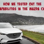 Capabilities in the Mazda CX9 - Header