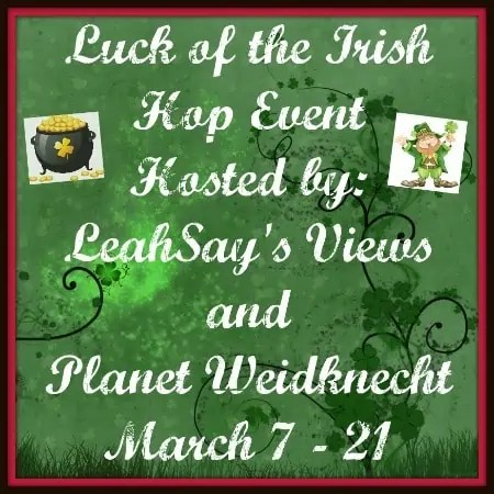 Luck of the Irish March 7-21 450