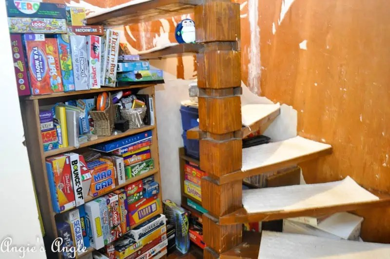 Remarkably Unique Spiral Staircase and the Heart of Games