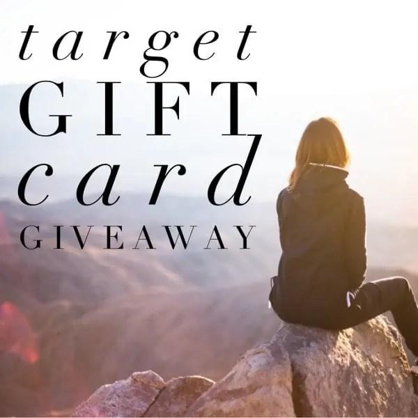 April Target Giveaway