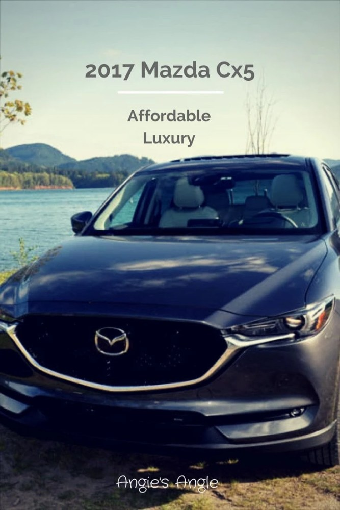 Luxury Calls in the New 2017 Mazda Cx5