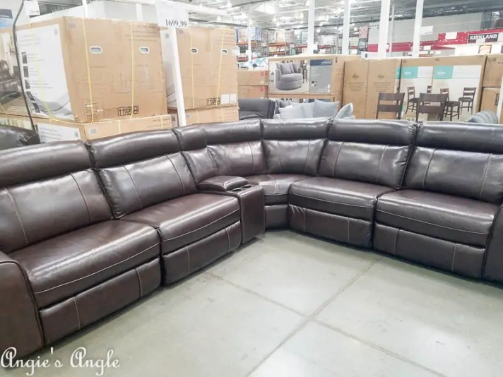 2017 Catch the Moment 365 Week 28 - Day 191 - Costco Couch