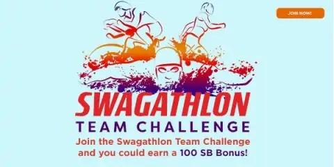Swagathlon Team Challenge
