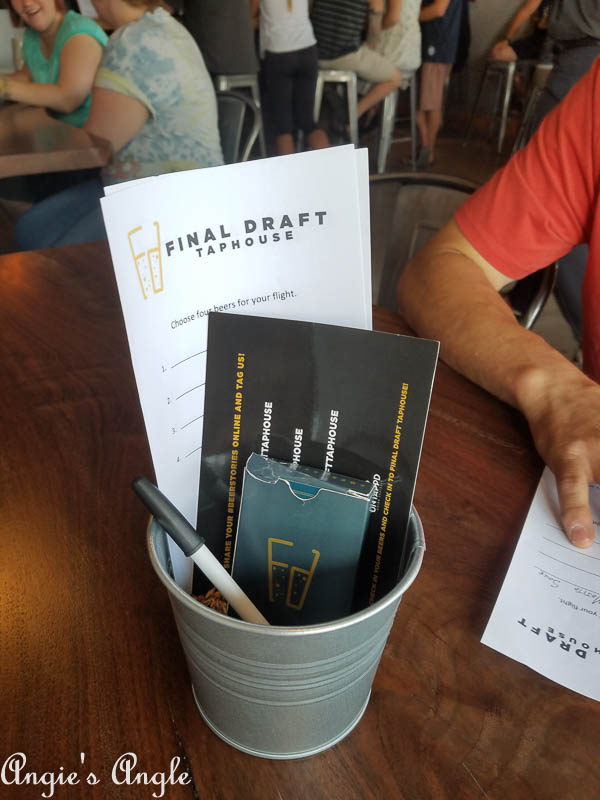 2017 Catch the Moment 365 Week 31 - Day 216 - Final Draft TapHouse Grand Opening