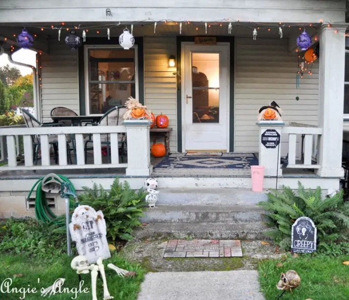 2017 Catch the Moment 365 Week 44 - Day 304 - Halloween Night