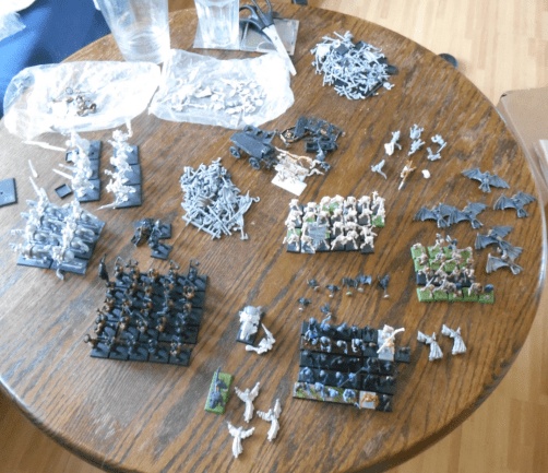 Undead and Chaos Starter Army