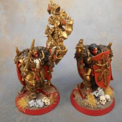 Khorne Chaos Warriors