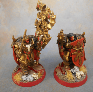 Khorne Chaos Warriors