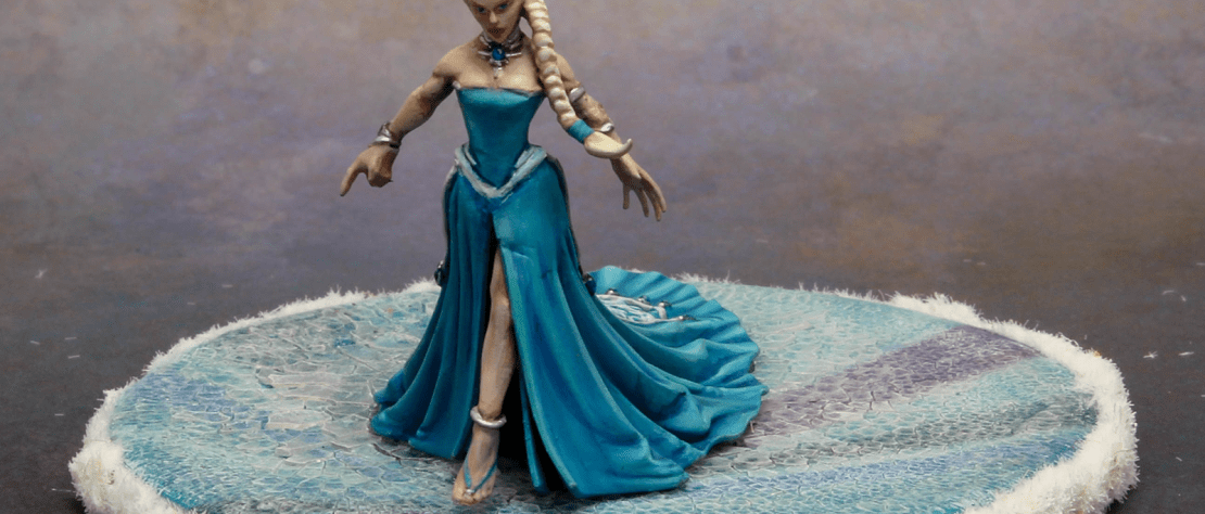 Yvraine to Elsa Conversion